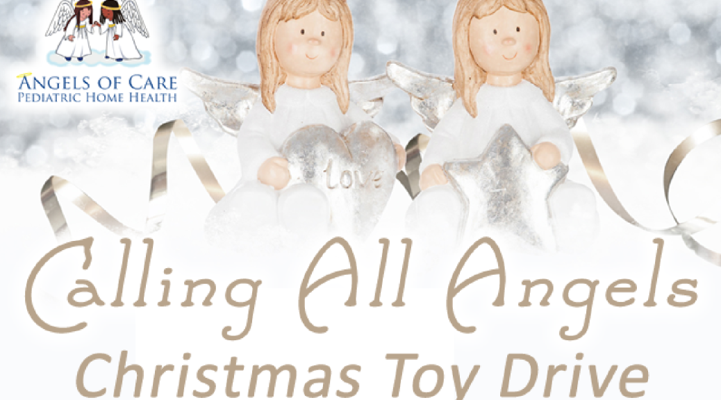 Christmas Toy Drive at Angels of Care